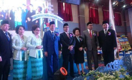 Paripurna Dipimpin Ketua DPRD NORTJE VAN BONE, VICKY LUMENTUT Bilang PAD Kota Manado terus Meningkat