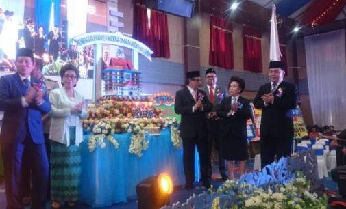 Pengembangan Sektor Pariwisata Kota Manado, VICKY LUMENTUT: Berkat Dukungan Gubernur