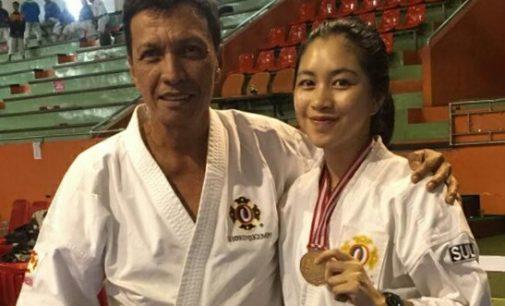 Mahasiswa Trinita Raih Medali Emas dan Perunggu di Kejurnas Kempo se-Indonesia
