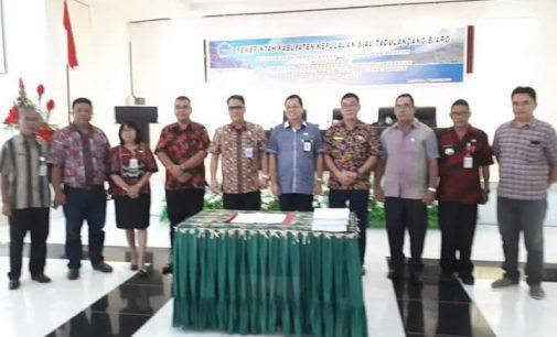 Musrenbang Sitaro Rancangan Perubahan RPJPD 2008-2028 Sepakati Substansi Perubahan