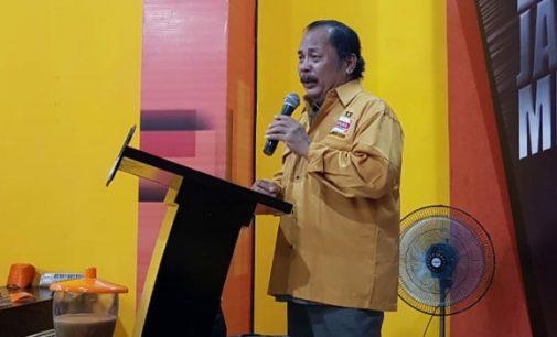 Mantan Wakil Bupati ini Resmi Terima SK Ketua HANURA Minsel