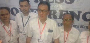 Gerindra Bidik 8 Kursi di DPRD Manado