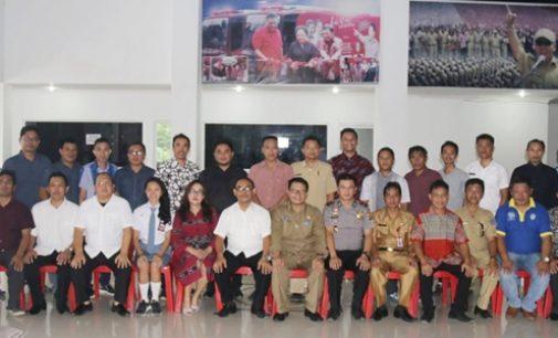 Mitra Wakili Sulut ke Kejurnas Pesparawi