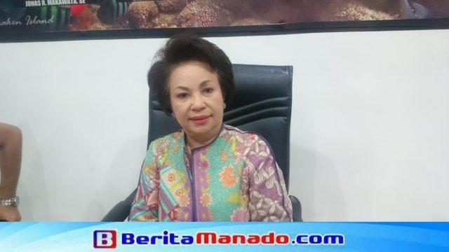 Ketua DPRD Kota Manado, Nortje Van Bone