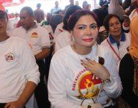 Puncak Harganas ke-25, Bupati VONNIE PANAMBUNAN: Pemkab Minut Dukung Program Nawacita
