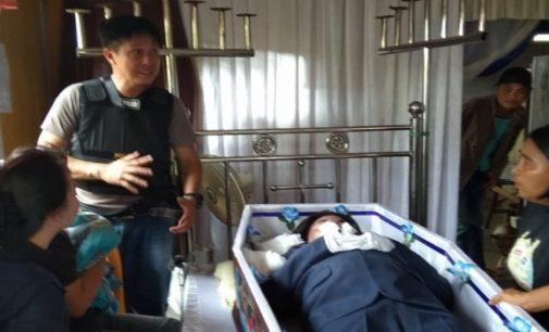 Respon Cepat, Polres Minsel Amankan Pelaku Pembunuhan di Tompasobaru Satu
