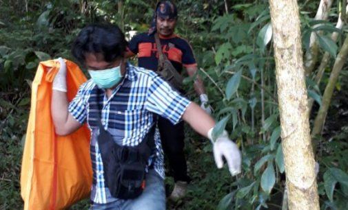 Mayat Wanita Tanpa Identitas Ditemukan Membusuk di Bukit Kaki Dian