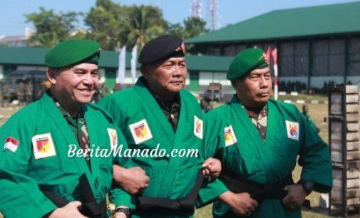 Satuan Kodam XIII/Merdeka Resmi Diserahterimakan