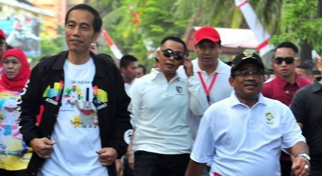 Jokowi dan Sumarsono