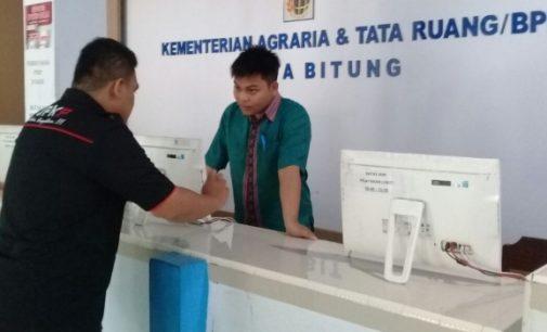 JPKP Sebut BPN Bitung Hambat Program Nawa Cita Jokowi