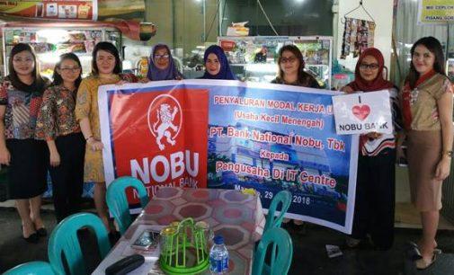Tingkatkan Perekonomian Masyarakat, NOBU National Bank Salurkan Bantuan Modal Kerja