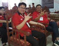 OLLY DONDOKAMBEY Optimis 17 Kursi DPRD Sulut, Ini 45 Caleg PDIP dari 6 Dapil