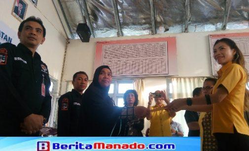 Golkar Partai Pertama Daftarkan Bacaleg 2019 ke KPU Bitung