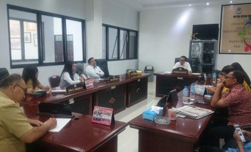 Kurang Sosialisasi, Komisi D DPRD Manado Hearing BPJS-TK