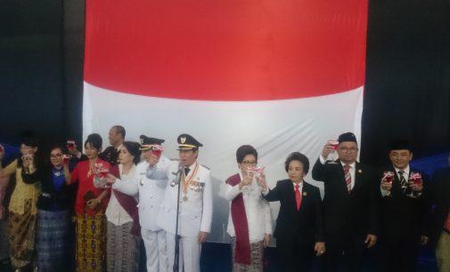 HUT Ke-73 RI, Pemkot Manado Gelar Toast Kemerdekaan