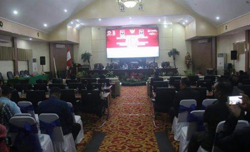 Hadiri Rapat Paripurna Jelang Hut Ke-73 RI, VICKY LUMENTUT Dengar Pidato Presiden