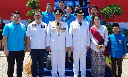 Momentum HUT Ke-73 RI, KNPI Manado Harap Kinerja Wakil Rakyat Tak 'Kendor'