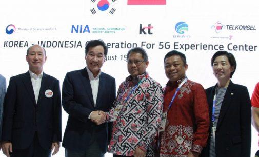 Telkomsel 5G Experience Center dikunjungi Perdana Menteri Korsel