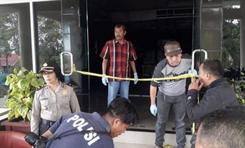 Kebakaran di Kanwil Direktorat Jenderal Pajak Suluttenggo-Malut Hanguskan Tiga Ruangan
