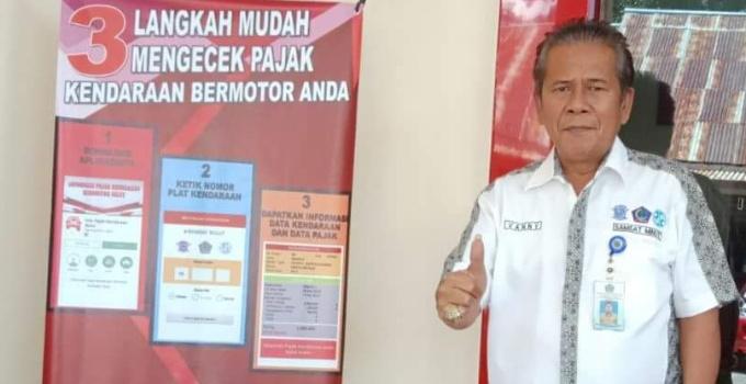 Kepala BP2RD UPTD Minut Vanny Saruan.