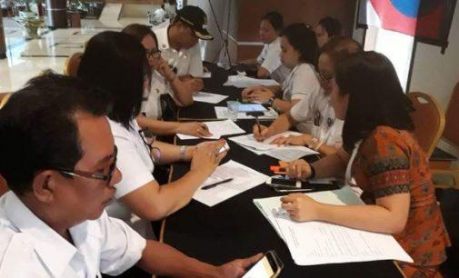 Rakornas Camat Regional I, Panitia Buka Registrasi Peserta Hingga Tengah Malam
