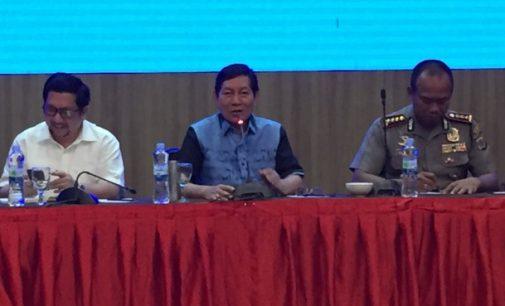 Rapat Terakhir Manado Fiesta, Walikota Manado Ingatkan ini Kepada Peserta Carnaval