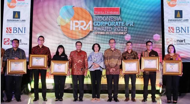 Indonesia Corporate PR Award