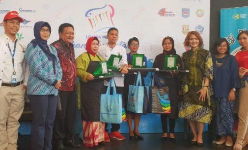 Ikan Tuna Bakar Gulung Isi Sayur dan Saos Woku Masuk Istana Negara