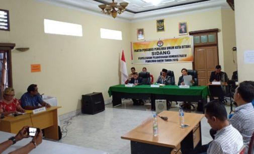Berkas Bacaleg Dikembalikan, Partai Berkarya Gugat KPU Bitung