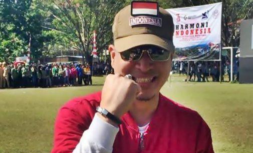 Dosen Ganteng Ini Jadi MC Kegiatan Harmoni Indonesia