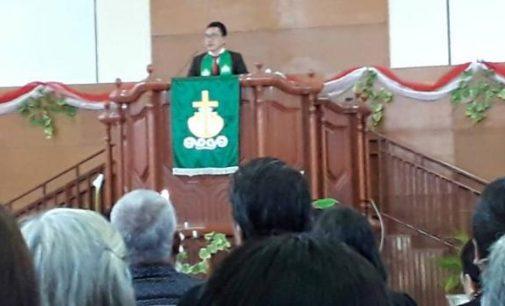 Khotbah Pnt. STEFANUS LIOW: Jangan Pilih Kasih Meskipun Beda Agama