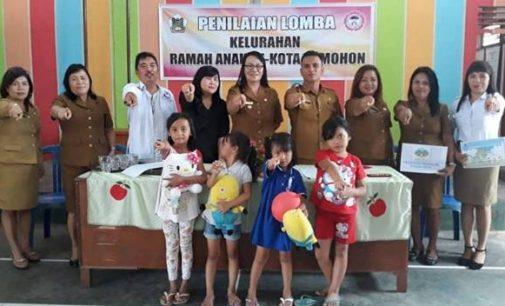 Jelang Jambore Anak Tim Penilai Kelurahan Ramah Anak, terjun ke 44 Kelurahan se Kota Tomohon