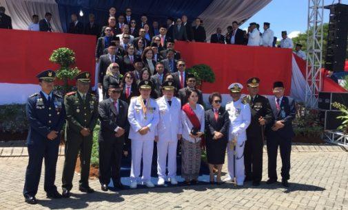 Meski Panas Terik, Pemerintah Kota Manado Sukses Gelar Peringatan Kemerdekaan ke-73 RI