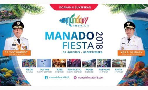 Manado Fiesta 2018 Siap Dilaksanakan, MOR BASTIAAN Ajak Masyarakat Ikuti Informasi Jadwal
