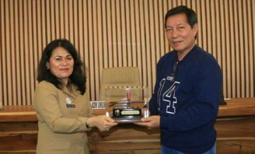 Smart City Jadi Perhatian, VICKY LUMENTUT Terima Peserta Diklat PIM III BPSDM Bandung