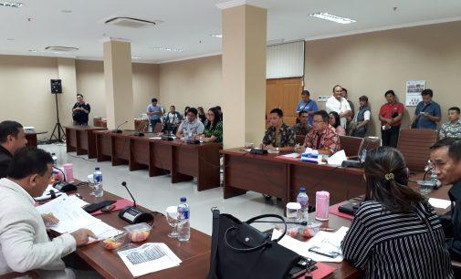 Wakili Karo Jemmy Kumendong, Kabag Christian Iroth Berhasil Yakinkan Komisi 1