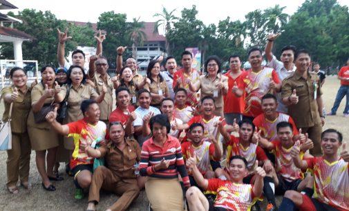 Final Futsal Piala Gubernur: Dikda Hebat Sungkurkan Manado Cerdas