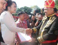 Olly Dondokambey Ucapkan Selamat HUT Provinsi kepada Masyarakat Sulut dari Miangas sampai Tontulow-Pinogaluman