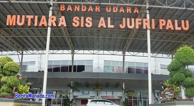 Bandar Udara Mutiara Sis Al Jufri Palu