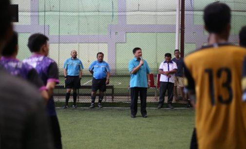 Benny Mamoto Buka Open Tournament Futsal Pa'Dior Cup VI 2018