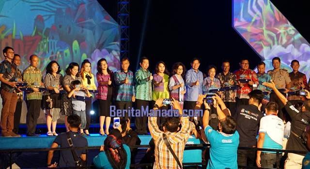 Closing Ceremony Manado Fiesta