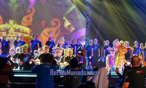 Nortje Van Bone Apresiasi Suksesnya Pelaksanaan Manado Fiesta 2018