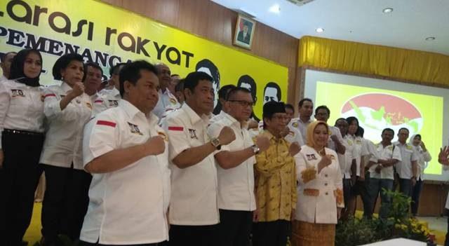 Deklarasi Rakyat Pemenangan Jokowi - Ma'ruf Amin