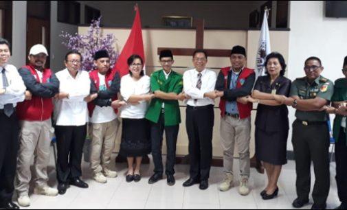 GP Ansor Sulut Gelar Dialog Kebangsaan di Tomohon