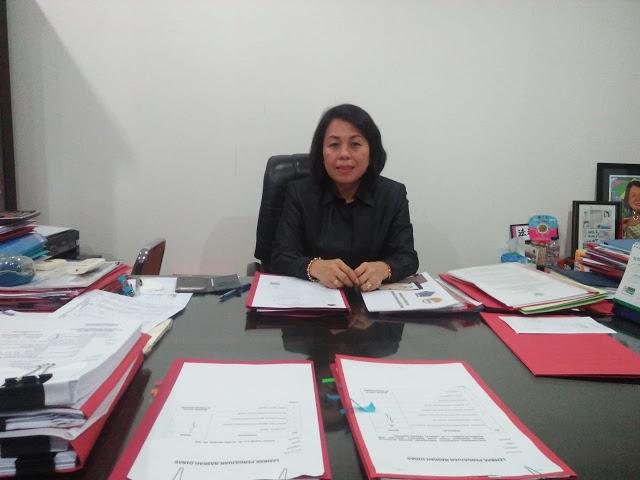 Kepala BKD Sulut, Femmy Suluh