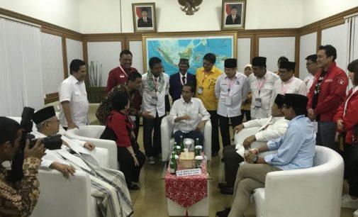 Ikut Mendampingi Jokowi-Amin Bukti Kualitas Olly Dondokambey sebagai Tokoh Nasional