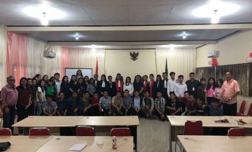 Toar Palilingan Berharap Delegasi FH Unsrat Bisa Berhasil dalam Kompetisi Peradilan Semu Pidana di Bali