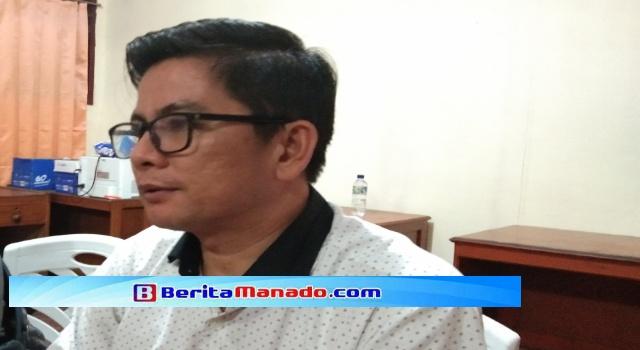 Ketua KPU Minsel, Dr Fanley Pangemanan