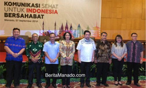 Buka Forum Dialog, MOR BASTIAN Ajak Cerdas dan Bijak Bersosial Media