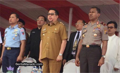 Hadiri Deklarasi Pemilu Damai 2019, Ini Yang Dikatakatan Wakil Walikota Manado